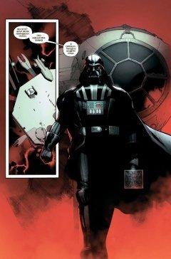 Комикс Звёздные Войны. Дарт Вейдер. Том 3. Война на Шу-Торуне. источник Star Wars