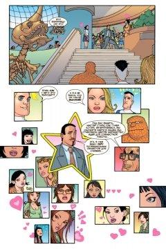 Комикс Железный Человек и Фантастическая Четвёрка. Японские гастроли автор Зэб Уэллс