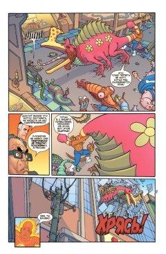 Комикс Железный Человек и Фантастическая Четвёрка. Японские гастроли издатель Комильфо