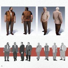 Артбук Мир игры Mafia III изображение 5