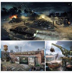Артбук Мир игры Mafia III изображение 1