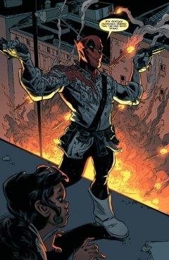 Комикс Дэдпул. Первородный грех. Том 6. источник Deadpool