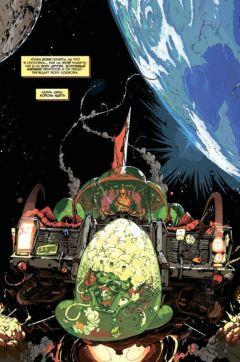 Комикс Дэдпул. Странный случай в космосе. Том 7. издатель Комильфо