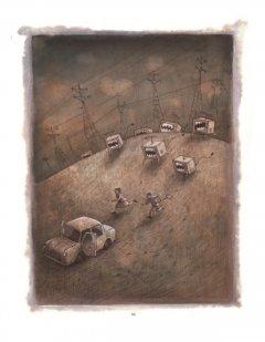 Комикс Истории из Далекого Пригорода издатель Комильфо