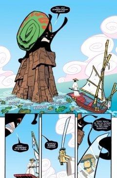 Комикс Самурай Джек. Классические истории. Полное издание изображение 1