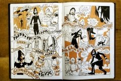 Комикс Аврора. Другая история. Книга 2 издатель Комильфо