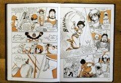 Комикс Аврора. Другая история. Книга 2 жанр Приключения и Фантастика