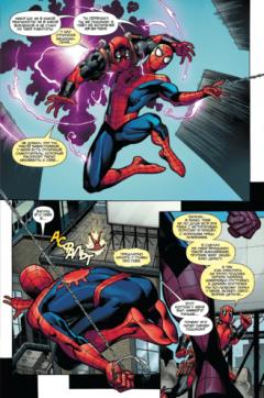 Комикс Человек-Паук / Дэдпул. Ну разве не бромантично?! источник Deadpool