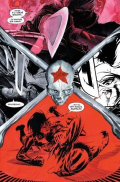 Комикс Баки Барнс. Зимний солдат источник Captain America