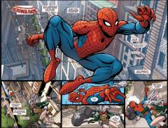 Комикс Паучок. Первый день источник Spider Man