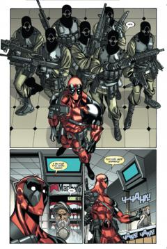 Комикс Дэдпул. Я крутой, а ты отстой. Том 6. источник Deadpool
