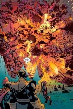 Комикс Дэдпул против Таноса жанр Боевик, Боевые искусства, Приключения, Супергерои и Фантастика