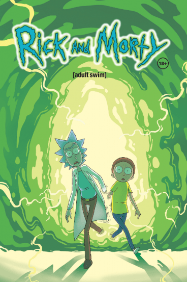 Рик и Морти. Книга 1 комикс