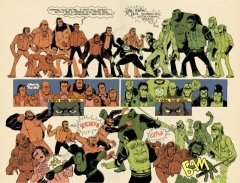 Комикс Человеки. изображение 1