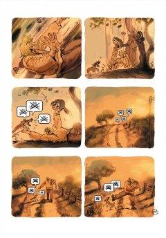 Комикс Мой друг Тоби автор Грегори Паначчоне