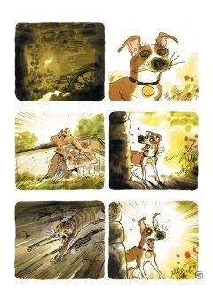 Комикс Мой друг Тоби жанр Повседневность и Приключения