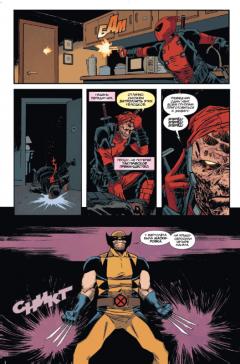 Комикс Дэдпул. Хороший, плохой и злой. Том 3. жанр Боевик, Боевые искусства, Приключения, Супергерои и Фантастика