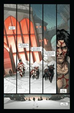 Комикс Росомаха: Начало 2. жанр Боевик, Боевые искусства, Приключения, Супергерои и Фантастика