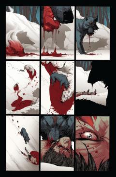Комикс Росомаха: Начало 2. источник Wolverine