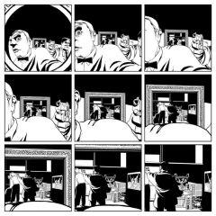 Комикс 3 секунды автор Марк-Антуан Матье