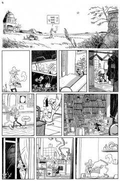 Комикс Дон Кихот. изображение 1