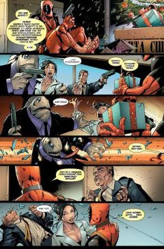 Комикс Дэдпул. Тёмное правление. Том 2. источник Deadpool