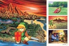 Артбук The Legend Of Zelda: Сокровища в рисунках источник The Legend of Zelda