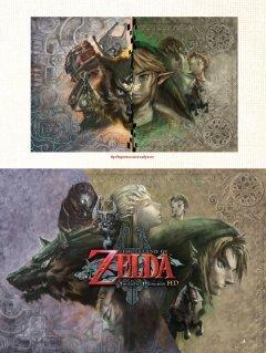 Артбук The Legend Of Zelda: Сокровища в рисунках автор Нао Ямамори, Кадзуя Сакай