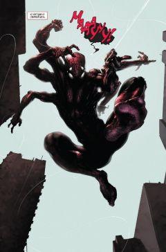 Комикс Карнаж. Семейные распри. источник Spider Man