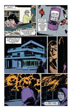 Комикс Хоукай - Соколиный глаз. Том 3. Девушка из Лос-Анджелеса. автор Мэтт Фрэкшн