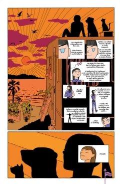 Комикс Хоукай - Соколиный глаз. Том 3. Девушка из Лос-Анджелеса. издатель Комильфо