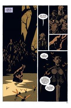 Комикс Хеллбой. Книга шестая. Странные края. изображение 1