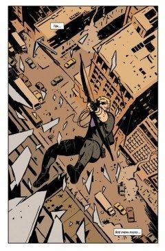Комикс Хоукай - Соколиный глаз. Том 1. Быть оружием. источник Соколиный глаз
