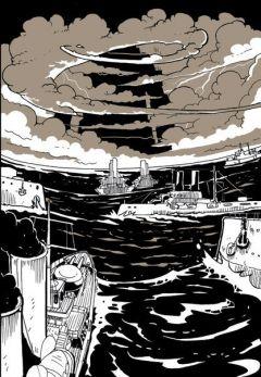 Комикс Аврора. Другая история. Книга 1 жанр Приключения, Фантастика и Фэнтези