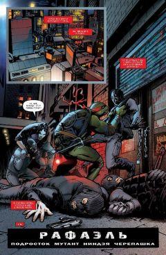 Комикс Подростки Мутанты Ниндзя Черепашки Рафаэль источник Teenage Mutant Ninja Turtles