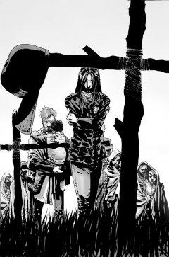 Комикс Ходячие Мертвецы.Том второй: Мили позади. жанр Боевик, Приключения и Ужасы
