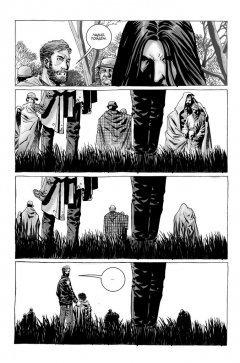 Комикс Ходячие Мертвецы.Том второй: Мили позади. изображение 3