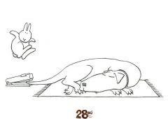 Комикс Книга о безумных кроликах. издатель Комильфо