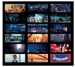 """Артбук Мир фильма """"Человек-Паук: через вселенные"""" источник Spider Man"""