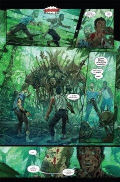 Комикс Хищник: Охотники жанр Боевик, Приключения и Фантастика
