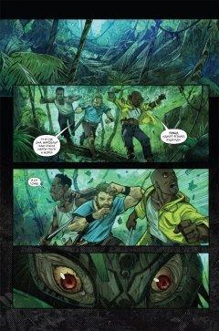 Комикс Хищник: Охотники источник Predator