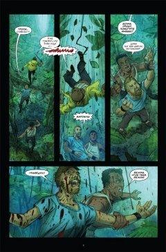 Комикс Хищник: Охотники издатель Белый единорог