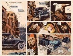 Комикс Чёрный Жук: Kara Bocek издатель Белый единорог