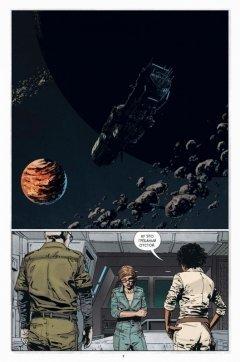 Комикс Чужие. Противление.Часть 2. источник Alien