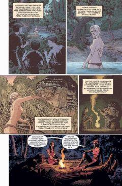 Комикс Ведьмак. Проклятие воронов. изображение 3