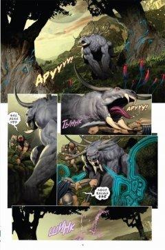 Комикс Чужой против Хищника. источник Alien и Predator