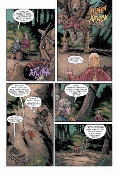 Комикс Ведьмак. Лисьи дети. изображение 2