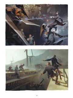 Артбук Искусство Dishonored 2 изображение 1