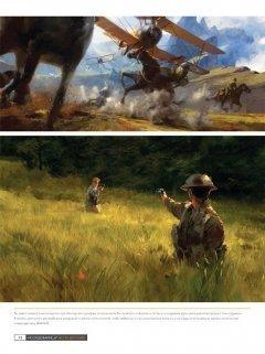 Артбук Искусство Battlefield 1 изображение 3
