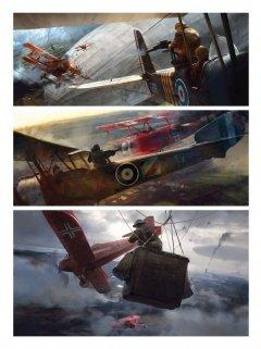 Артбук Искусство Battlefield 1 изображение 4
